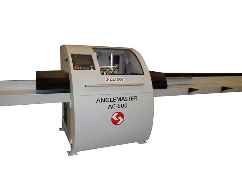 anglemaster automatic cross cutting machine type ac 600. Black Bedroom Furniture Sets. Home Design Ideas