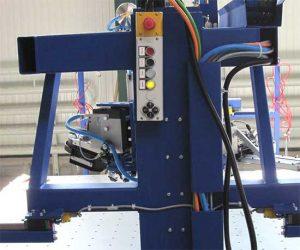 Nailing Bridge Control Panel
